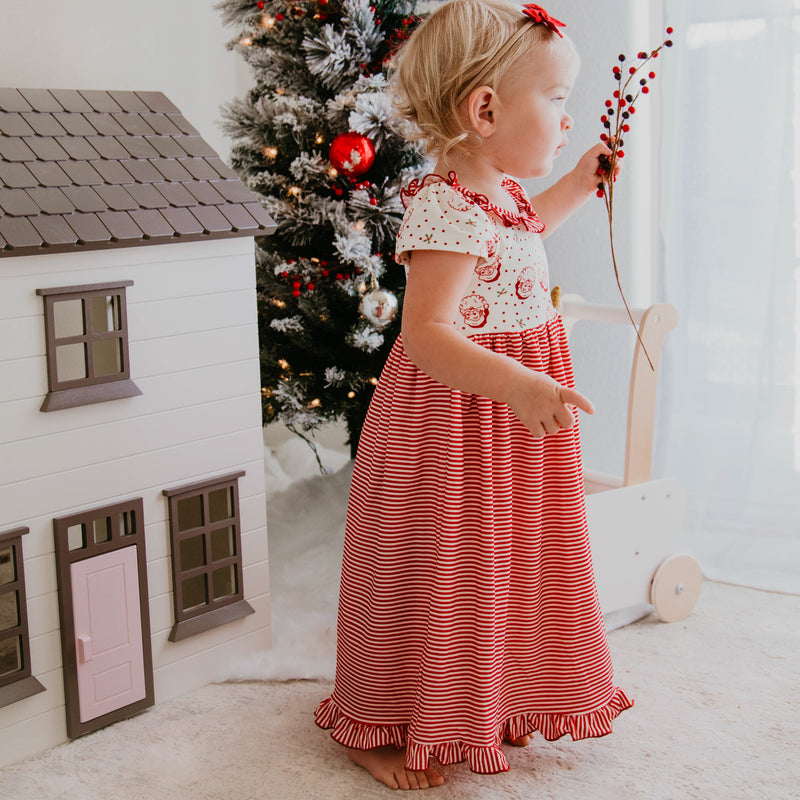 Dreamer Long Gown - St. Nick