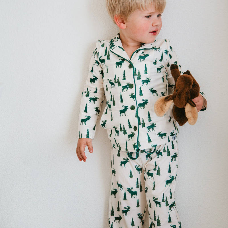 Cozy PJs - Moose