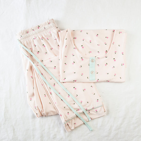 Women's Cozy PJ - Happy Days