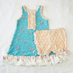 Dreamer Gown - Sunny