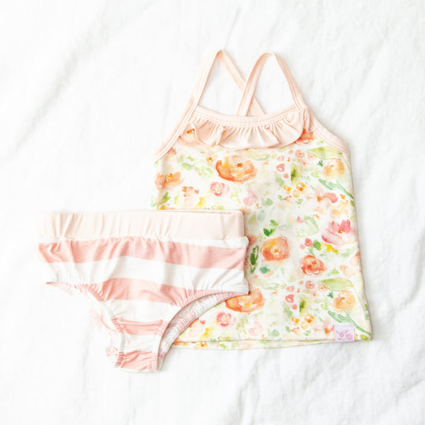 Cami Lounger Set - Cheery Day