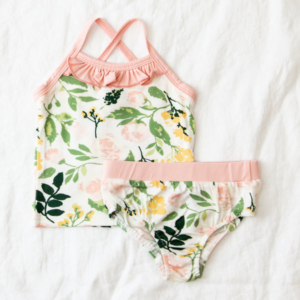 Cami Lounger Set - Dainty