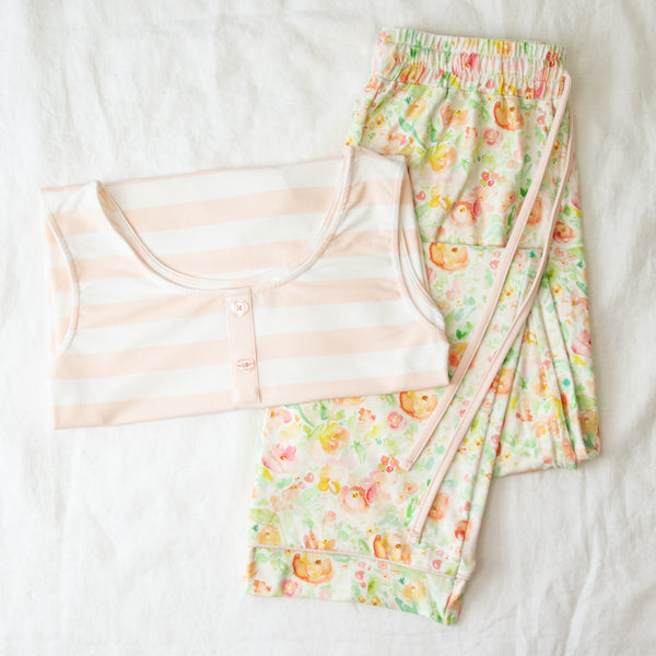 Women's Cozy PJ - Cheery Day