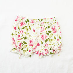 Bloomers Linen - Starbright Pink