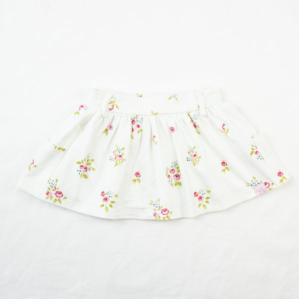 Garden Skirt - Lovely Simple Stripes