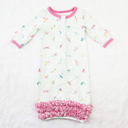 Dreamer Infant Gown - Dragonfly
