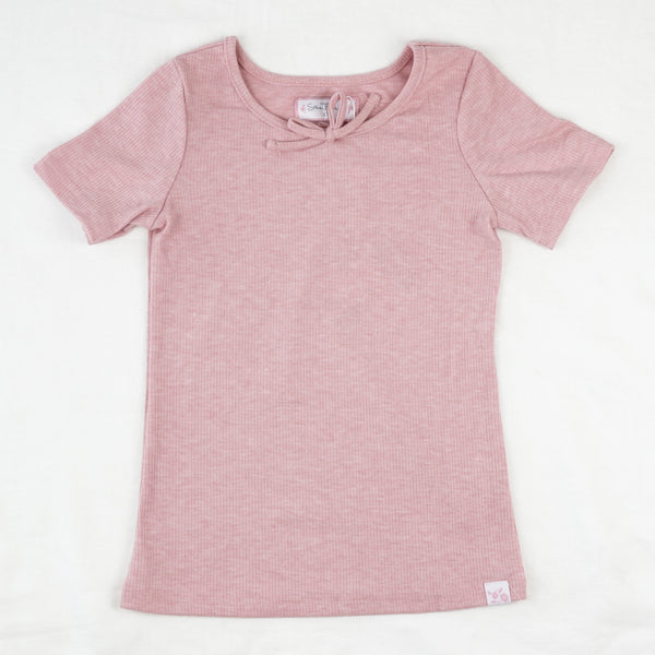 Lanie Layering Top - Rose