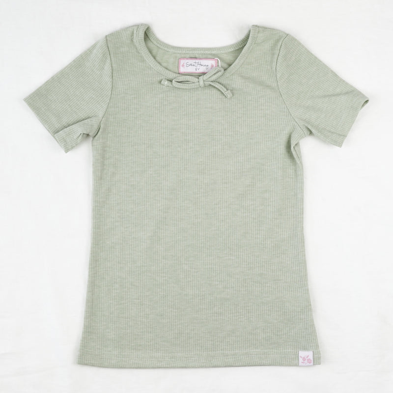 Lanie Layering Top - Clover