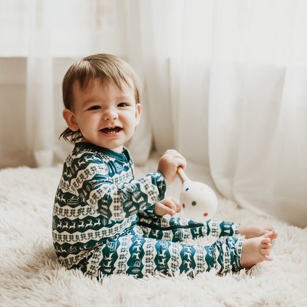 Dreamer Layette - Simply Sleigh Ride