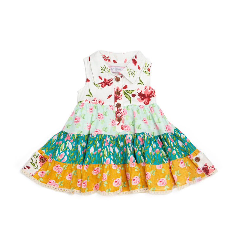 SweetHoney - Molly Dress - Wonderland