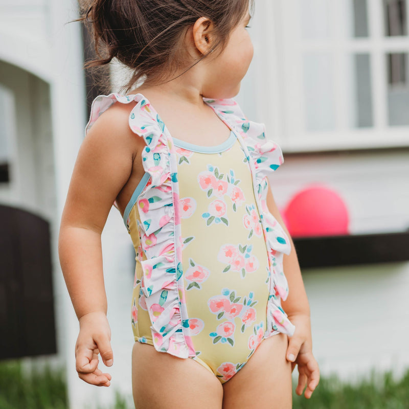 Moxie One Piece - Morning Garden