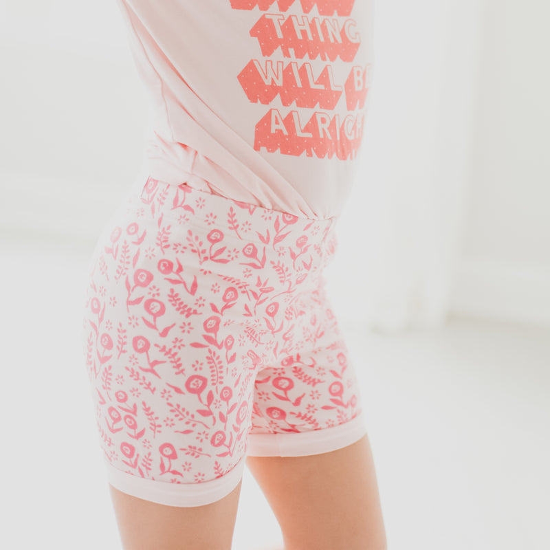 Bicycle Bottoms - Dancing Floral