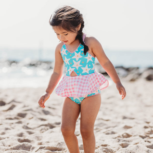 Morgan Skirted One Piece - Starfish