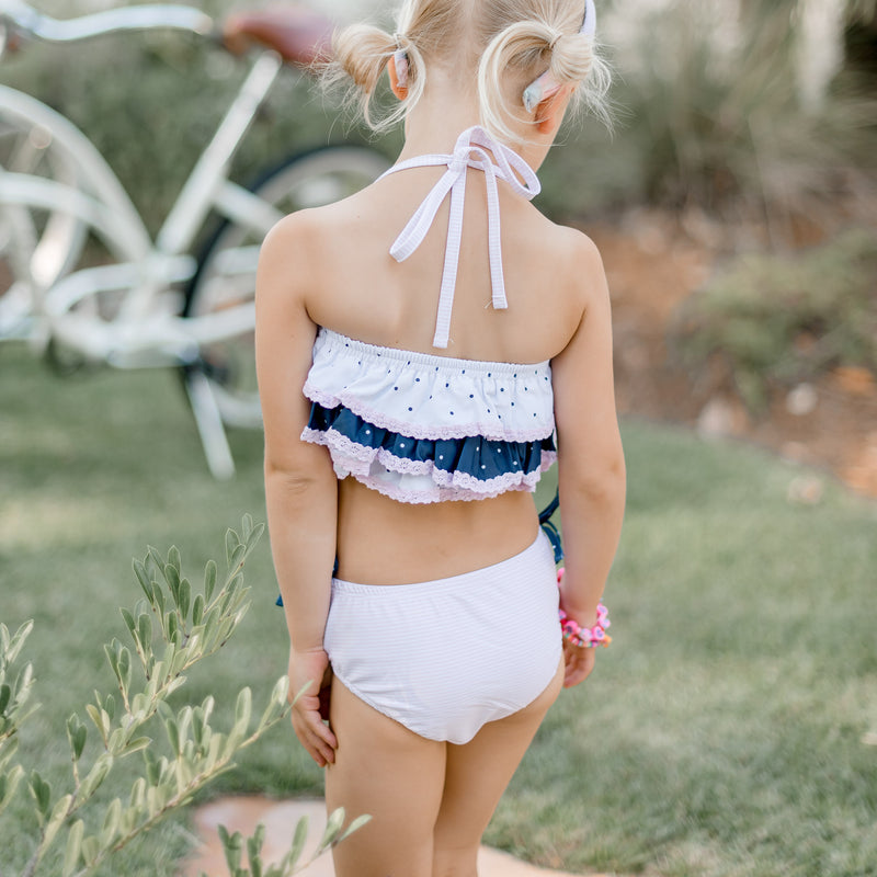 Milly Frilly Crop - Classic