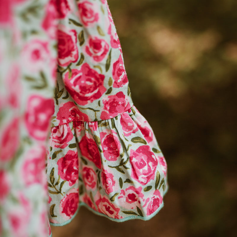 Happy Tunic - Covered in Roses
