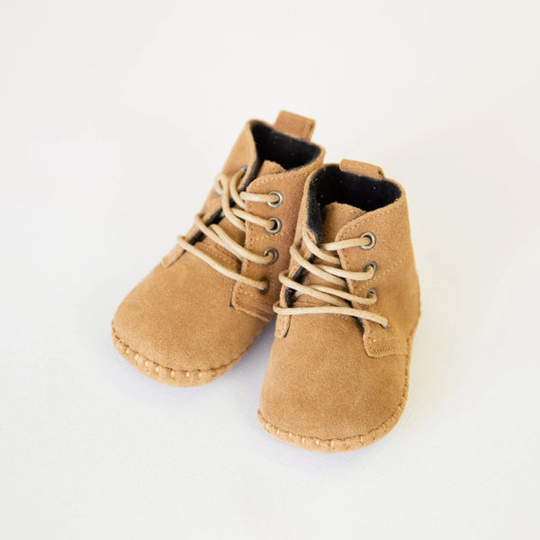 Sharp Boot Infant - Camel