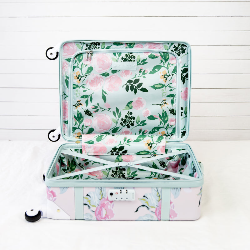 Lennon Traveling Luggage - Magnolia