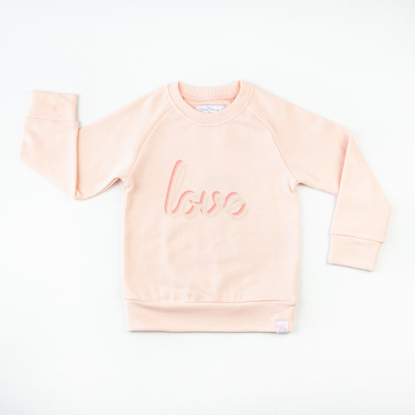 Sweatshirt - Love