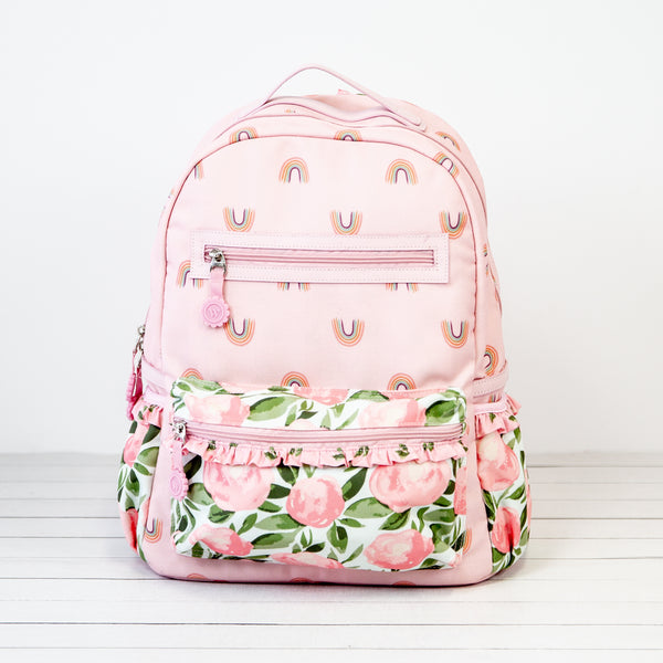 Ridley Large Backpack - Rainbows