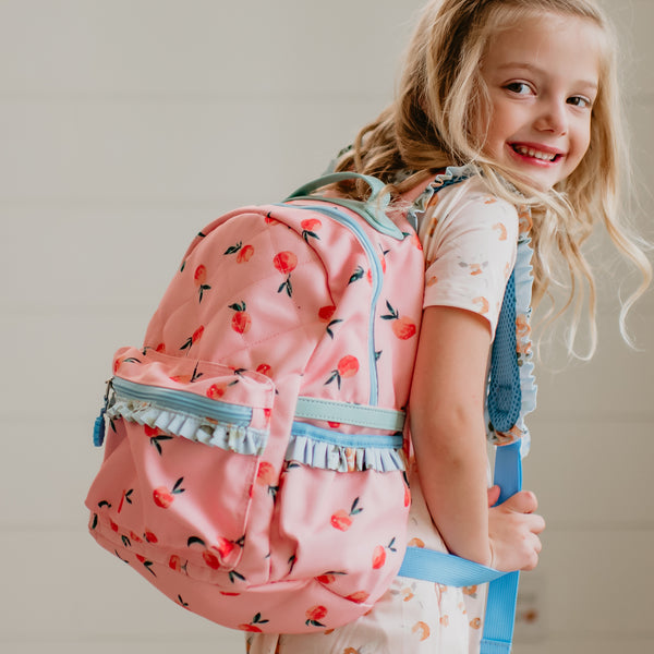 Ridley Toddler Backpack - Peaches