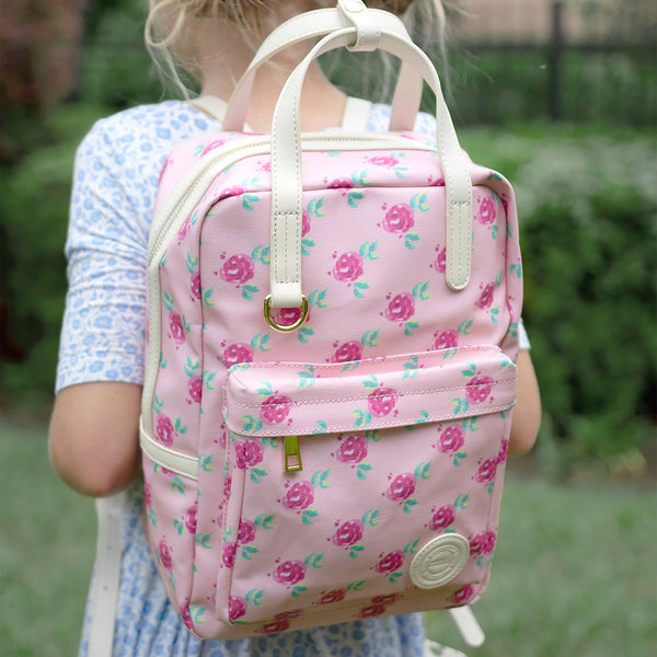 Avery Backpack - In the Garden - Final Sale