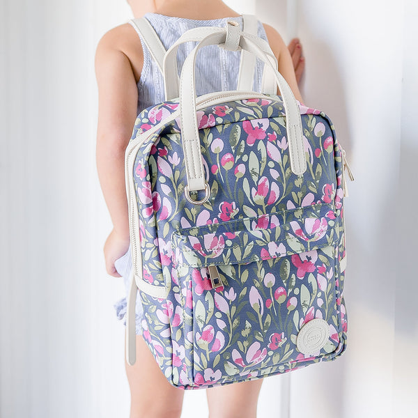 Avery Backpack - Rosey Day - Final Sale