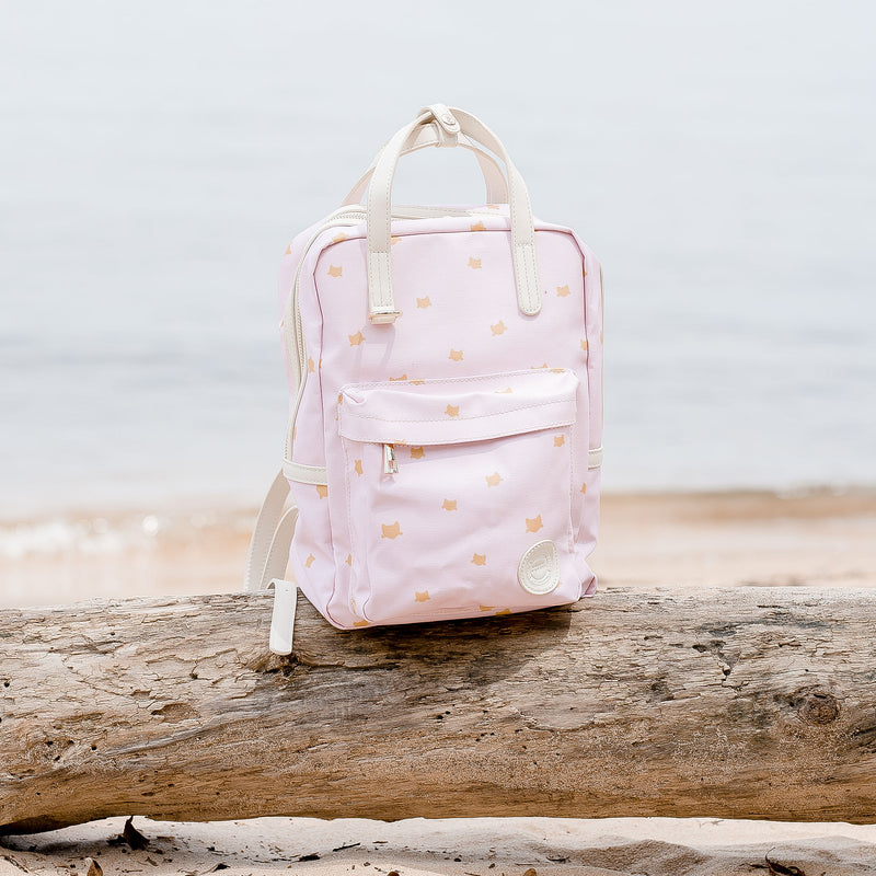 Avery Backpack - Whiskers - Final Sale