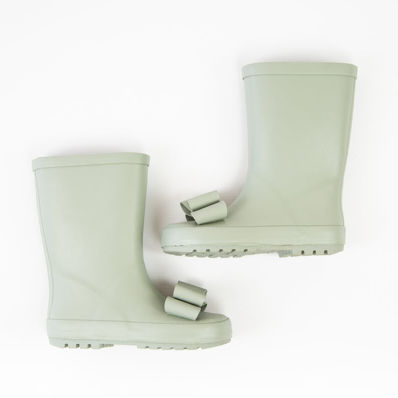 Cheery Rain Boot - Jade