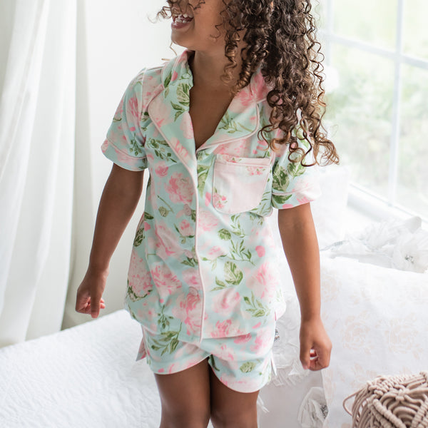 Girls Cozy PJ - Breezy