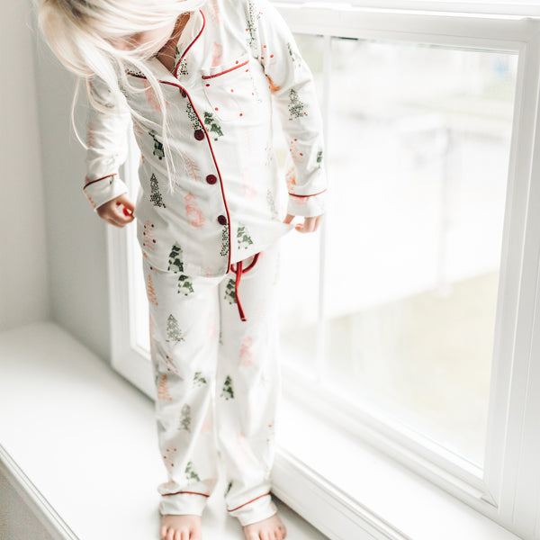 Kid's Cozy PJ - Dotty