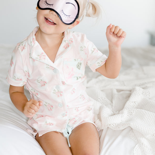 Girls Cozy PJ - Sweet As Can Be - Final Sale