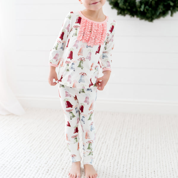 Dreamer Toddler 2-Piece - Christmas Bells - Final Sale