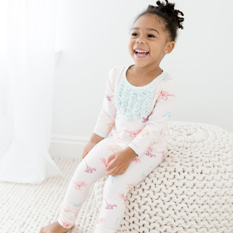 Dreamer Toddler 2-Piece - Dinosaurs - Final Sale