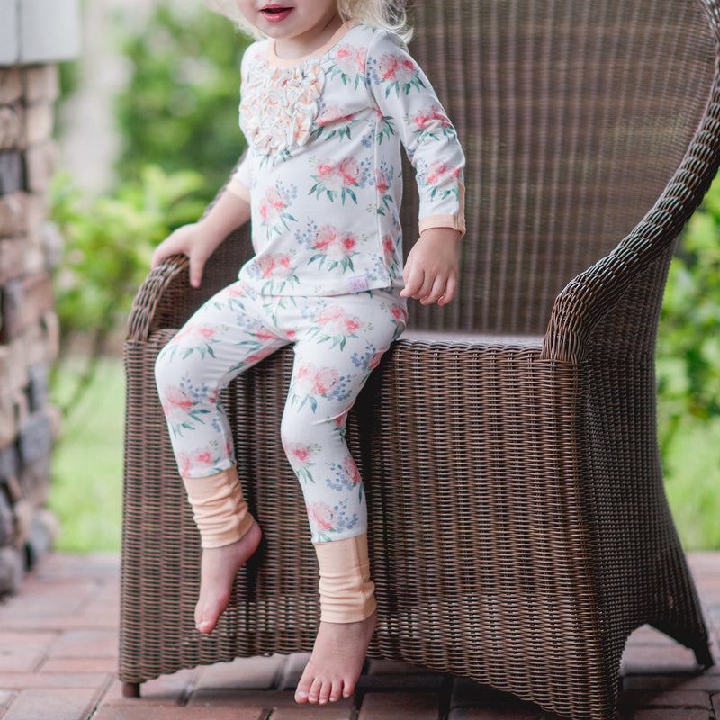 Dreamer Toddler 2-Piece - Just Peachy