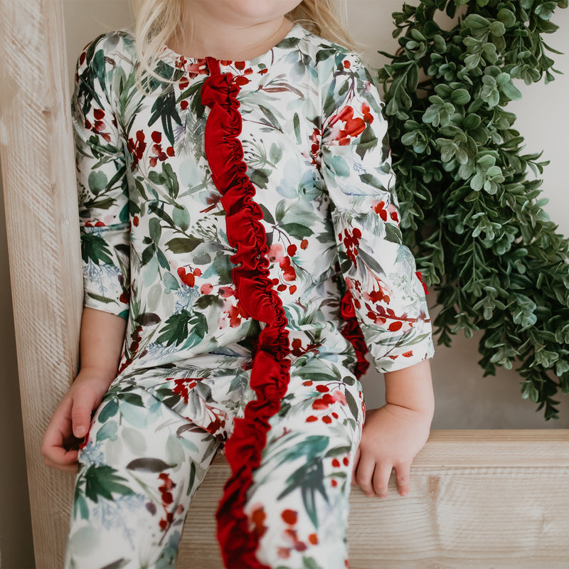 Dreamer Layette - Forest Floor