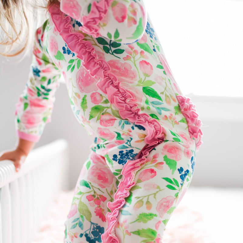 Dreamer Layette - Fresh Blooms