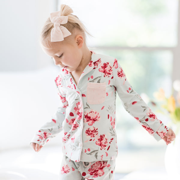 Kid's Cozy PJ - Sweet Cinnamon