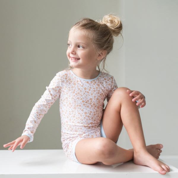 Leotard - Lovely Petals - Final Sale