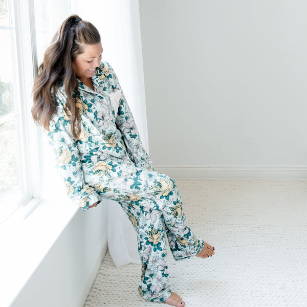 Women's Cozy PJ - Dinosaurs - Final Sale