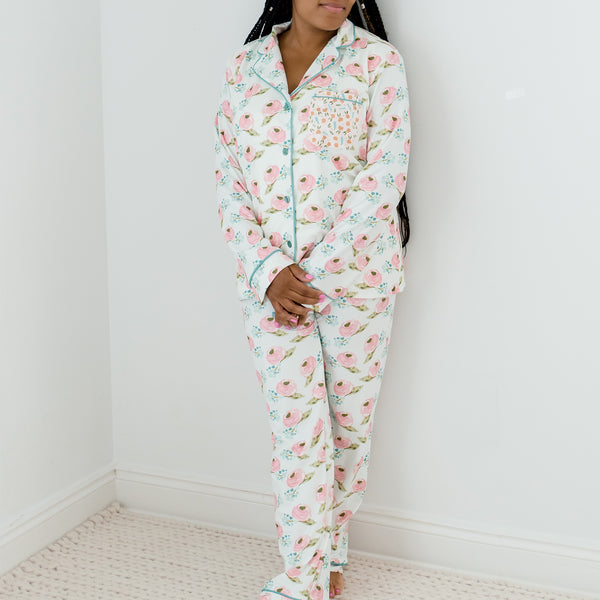 Women's Cozy PJ - Sweet Dreams - Final Sale