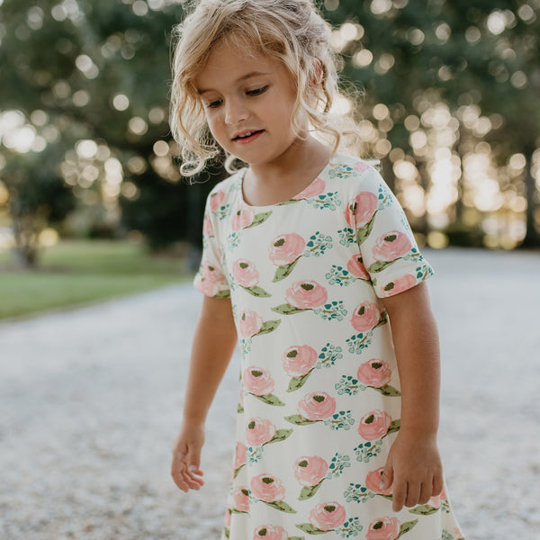 Swing Dress - Sweet Like Spring