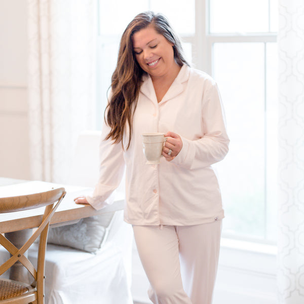 Women's Cozy PJ - Peace Dove