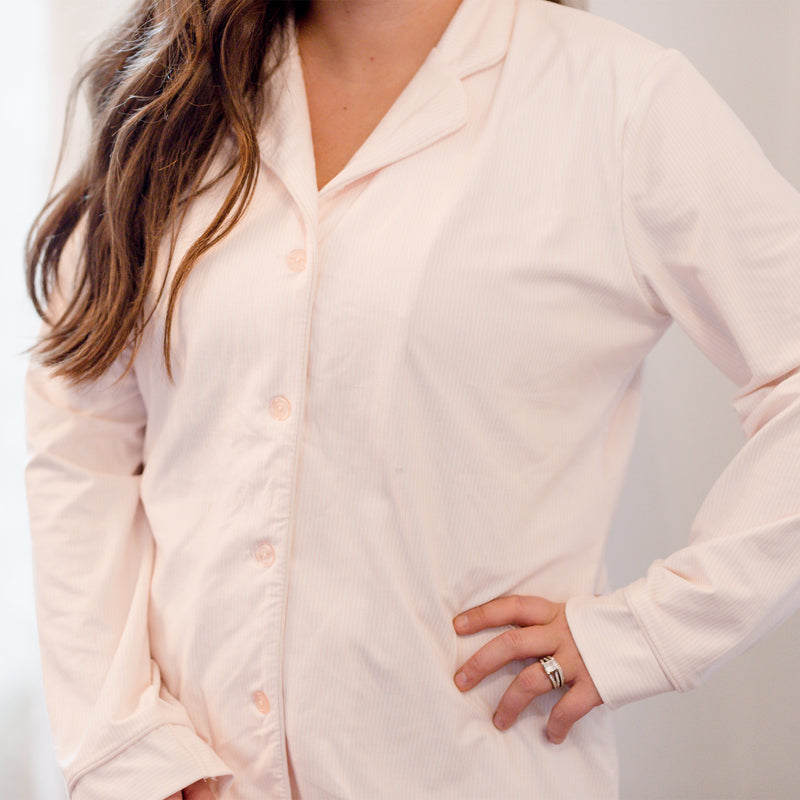 Women's Cozy PJ - Peace Dove - Final Sale