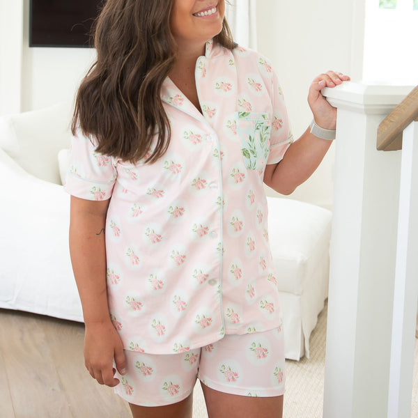 Women's Cozy PJ - Sweet As Can Be - Final Sale