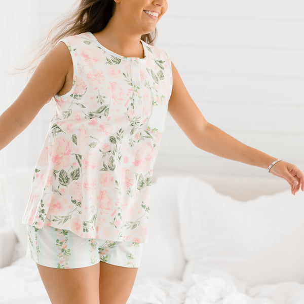 Women's Shortie PJ - Blissful