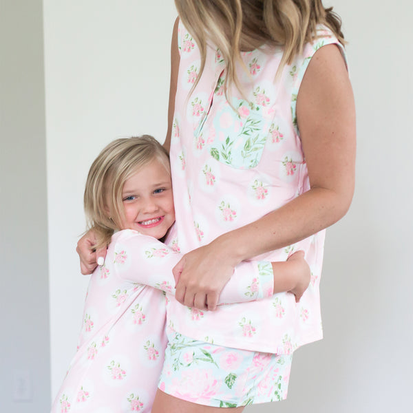 Women's Shortie PJ - Sweet As Can Be