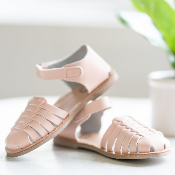 Huaraches Sandals - Rose - Final Sale