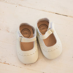 Mary Jane Infant - Ivory - Final Sale