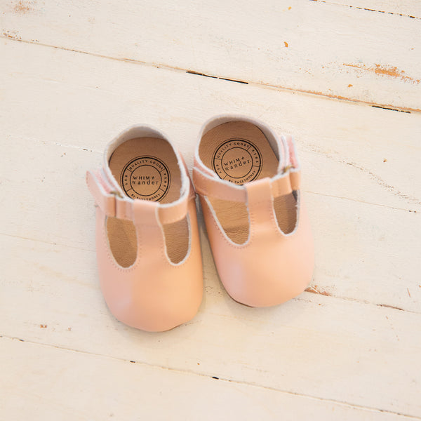 Mary Jane Infant - Rose - Final Sale