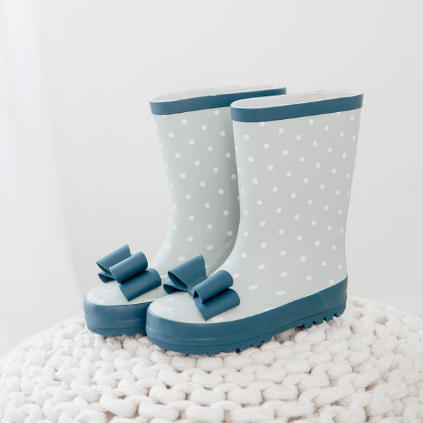 Rain Boot - Rainy Day Dot